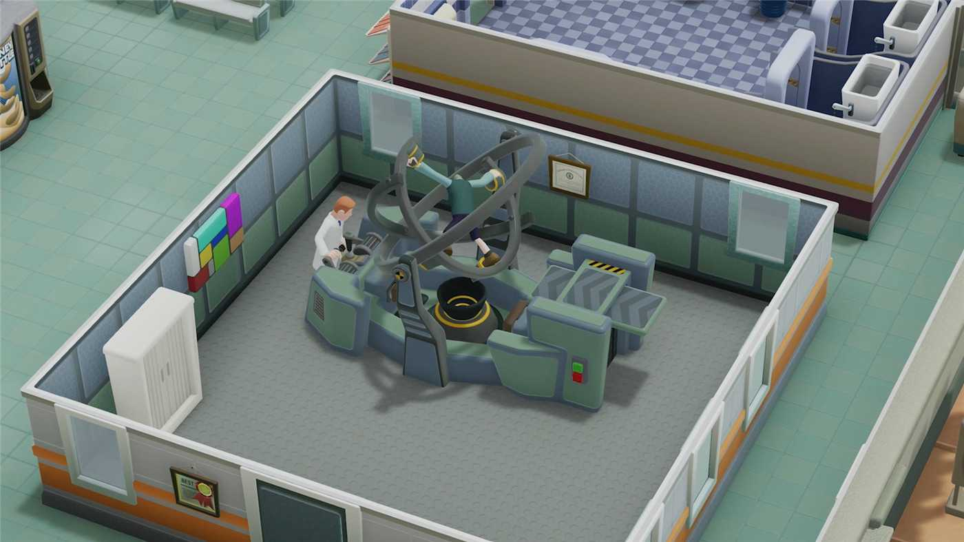 《双点医院》v1.21中文版